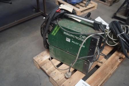 Migatronic tig svejser. Type: Pilot 2400
