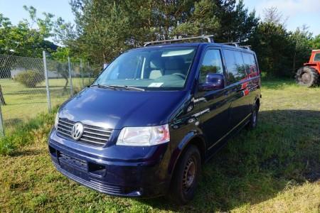 Volkswagen Transporter, 2,5 Tdi Aut