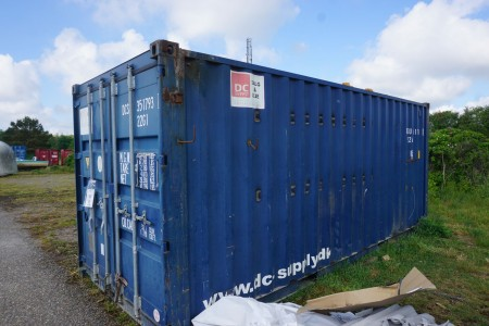 20-Fuß-Container, Typ: CX01-2052