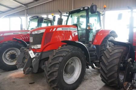 Massey Ferguson traktor. Model: 7626 Dyna 6