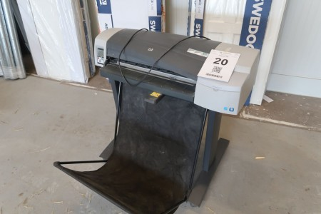 Plotter/storformats printer, HP Designjet 111