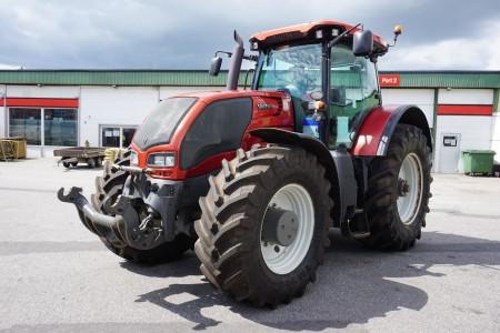 Traktor Mærke Valtra Model S292