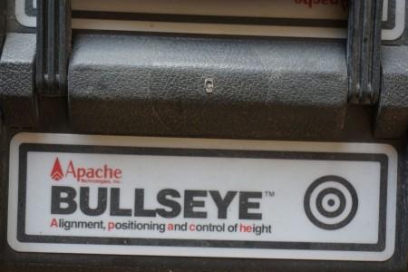 Laser modtager, Mærke: Bullseye 2, Model: 12