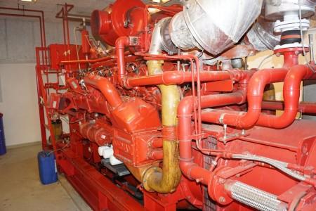 Generator, Mærke: Newage, Type: HC 634K