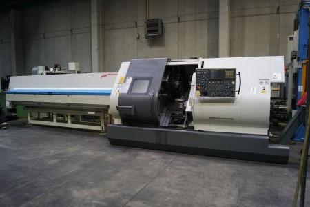 CNC drejebænk 11 akset, NAKAMURA