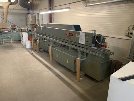 Edge glue machine, Brand: Holzher, Type: 1410