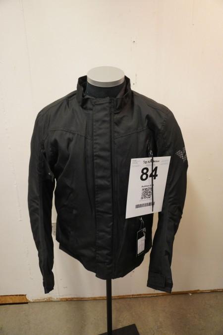 Motorcykel jakke, mærke: VENTOUR. Str: 2XL