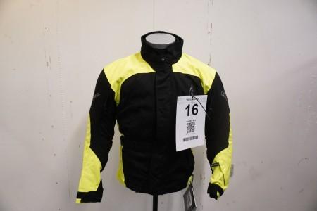 Motorcykel jakke, mærke: VENTOUR. Str: M