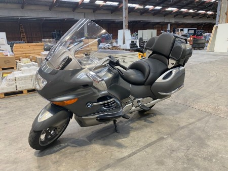 BMW motorcykel, model: K1200LT