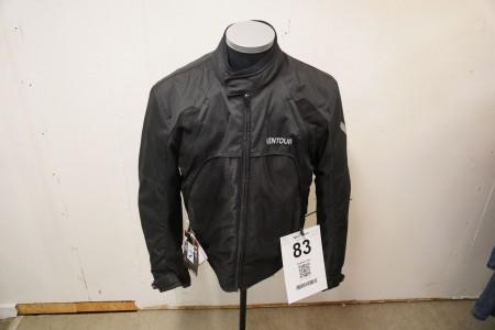 Motorcykel jakke, mærke: VENTOUR. Str: XL