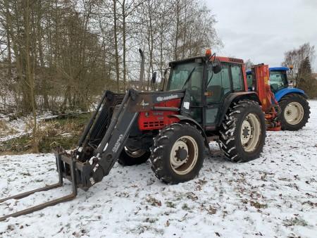 Traktor, Mærke: Valmet 6600