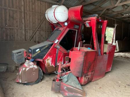 Jydeland Combi portaltraktor, Type: 0399