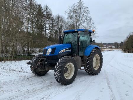 Traktor, Mærke: New Holland Type: TS 135