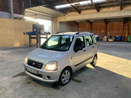 Suzuki Wagon R. Regnr.: YE30326