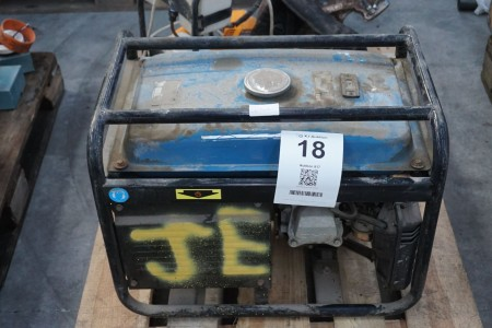 Benzin generator, model: EC2500CX