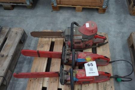 3 stk motorsave