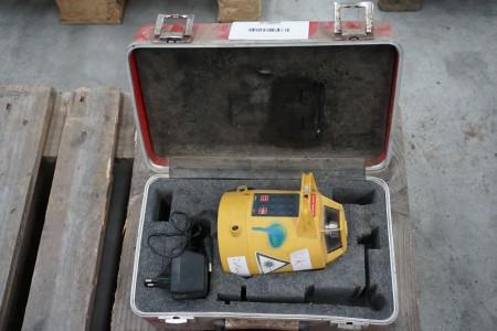 Nivelleringsapparat, mærke: Ammann Lasertechnik