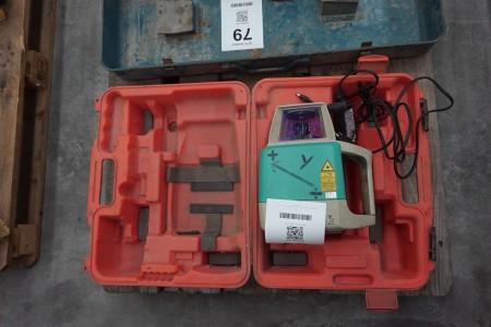Laser nivelleringsapparat, mærke: Sokkia, model: SDG1