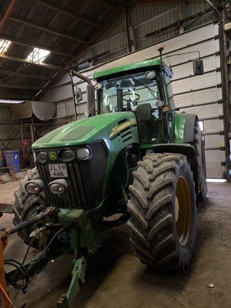 Traktor, Mærke: John Deere, Model: 7920