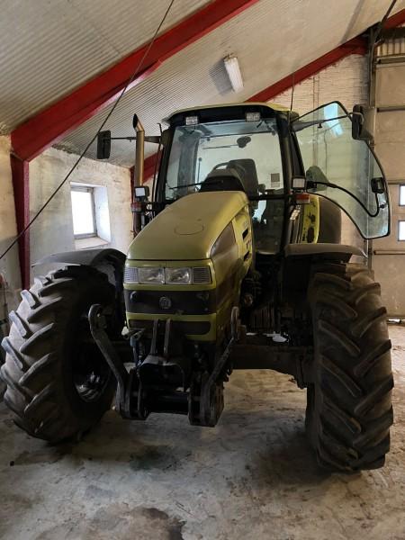 Traktor, Mærke: Hürlimann, Model: SX-1500