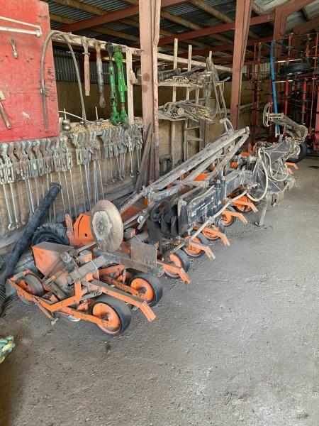 Roesåmaskine, mærke: Stanhay, model: SELEKTA 585