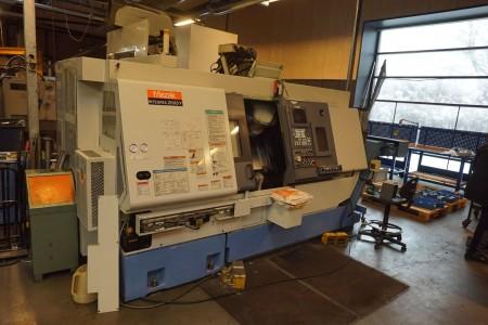 CNC controlled lathe, Brand: Mazak, Model: Integrex 200SY
