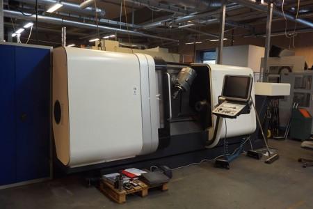 CNC-gesteuerte Drehmaschine, Marke: DMG, Modell: Gildemeister BA0041