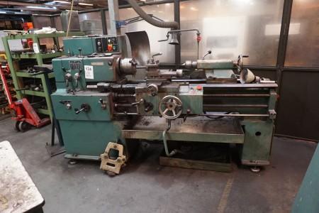 Drehmaschine, Marke TOS, Modell SN 40 C.