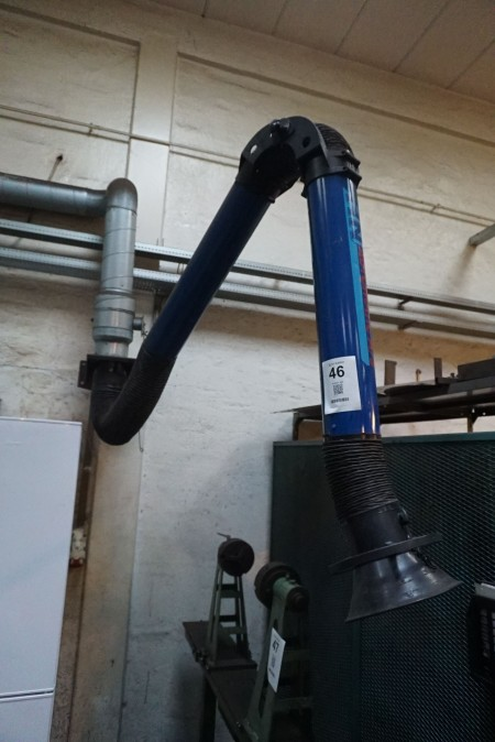 Exhaust arm, Brand: HN Automatic
