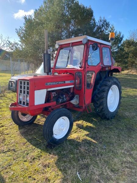 CASE IH Traktor, Marke: international 444