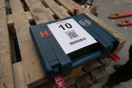 Akku-skrumaskine, Mærke: Bosch