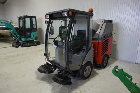 Feje/ suge maskine, mærke: Hako, model: citymaster 300
