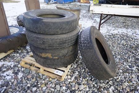 5 stk dæk