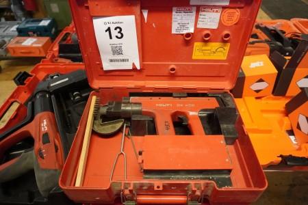 Sømpistol, Mærke: Hilti, Model: DX450