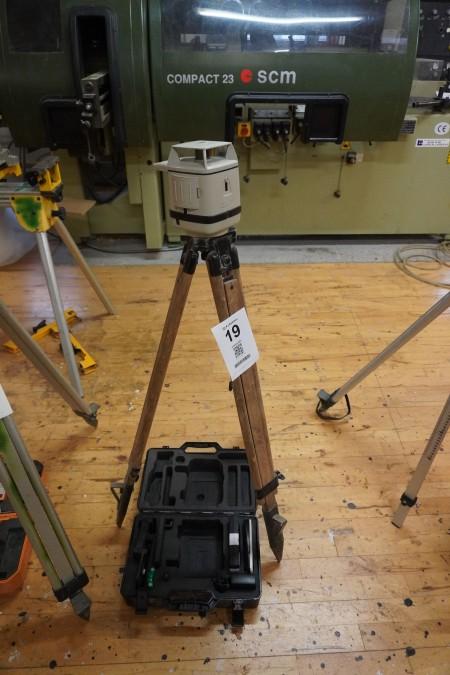Nivelleringsapparat, Mærke: Laserliner