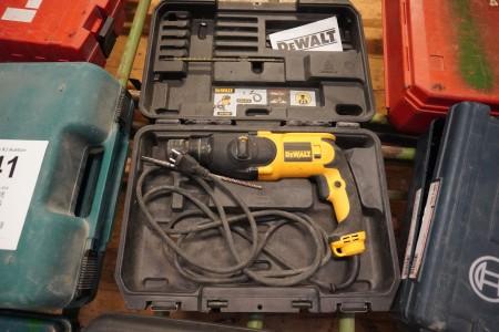 Borehammer, Mærke: Dewalt, Model: D25013