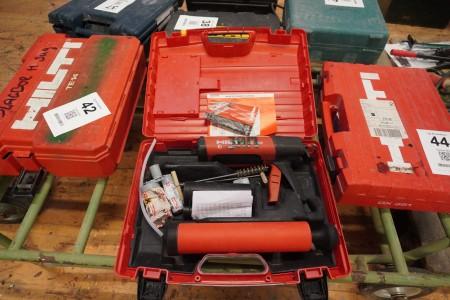 Fugepistol, Mærke: Hilti, Model: MD2000