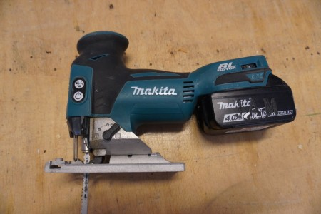 Stiksav, Mærke: Makita, Model: DJV 181