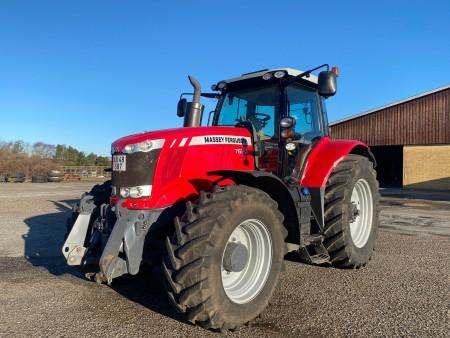 Traktor, mærke: Massey Ferguson, model: 7620 DYNA-VT
