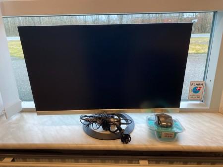 PC-skærm, mærke: Asus, model: ukendt