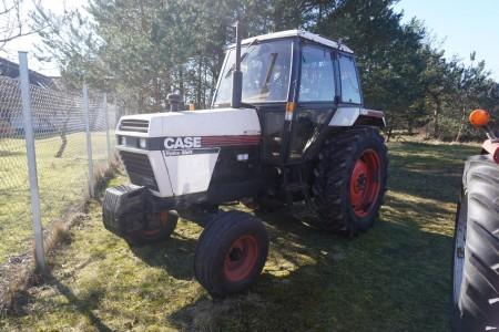 Traktor, mærke: Case, model 1494