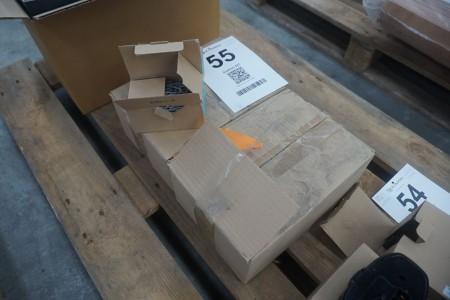 24 kasser med ringsøm