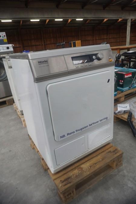 Industri varmepumpetumble, mærke: Miele Professional, model: PT 7137
