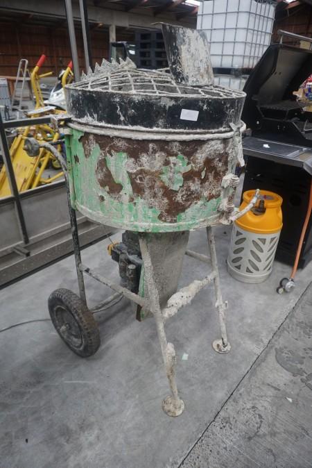 Tvangsblander på hjul