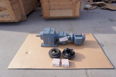 Ny Motor Mærke SEW Eurodrive Model R67 R37 AM63 DR63L4