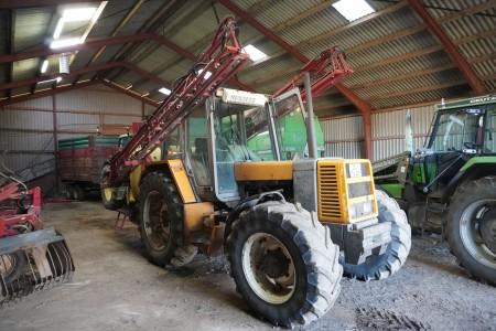 Renault traktor, Type: renault 133.14 TX