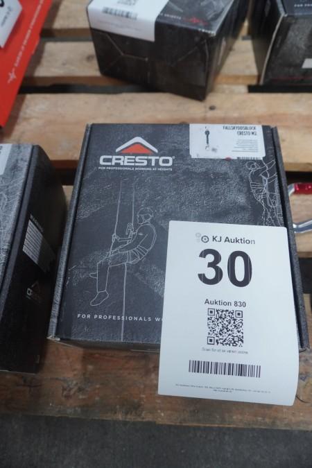 1 Stück. Absturzsicherungsblock, Marke: Cresto, Modell: W2