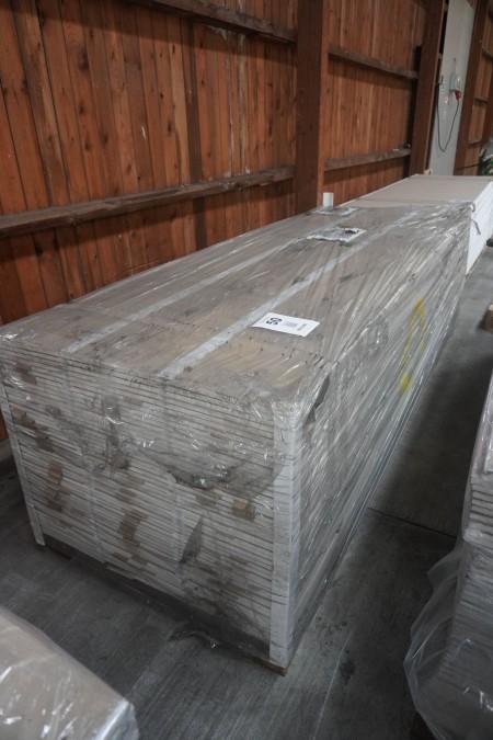 50 stk. gipsplader
