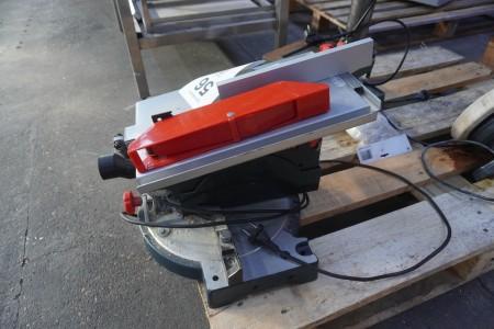 Bordrundsav, mærke: Einhell, model: KGST 210 + Poleringsmaskine