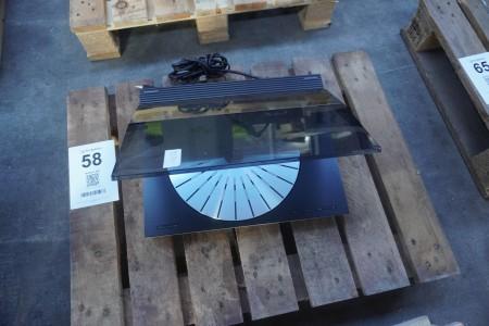 Pladespiller, mærke: B&O, model: Beogram 4500
